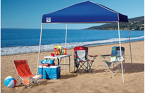 Made in the shade | Tents & canopies on sale | 10' x 10' canopy, $49.99 | reg. $129.99
