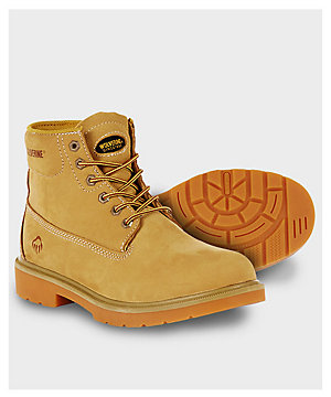 Wolverine Men's Polk Soft Toe Waterproof Work Boot