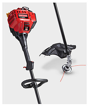 Craftsman 30cc 4-Cycle Gas-Powered Trimmer $199.99   reg. $244.99