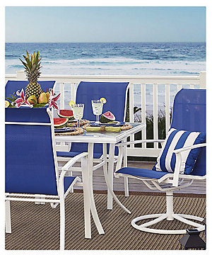 Sears online in store shopping appliances clothing more Garden oasis harrison 7 piece dining set