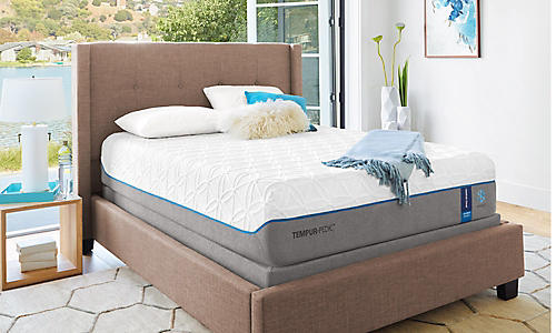 Earn $300 in points on All Tempur-Pedic Mattress Sets