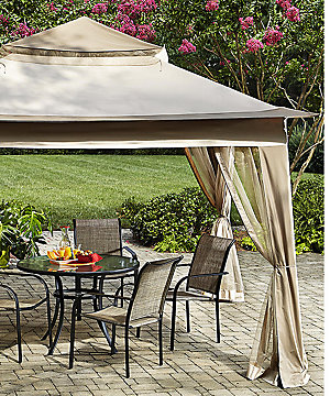 20% off & More on Gazebos, Canopies & Pergolas With Free Shipping