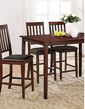 Up to 30% off furniture | Featuring Cayman 5-pc dining set, $199 | reg. $299.99