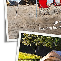 UP TO 50% oFF CANOPIES | Featureing Z-Shade 10' x 10' instant canopy. | $39.99 reg. $79.99