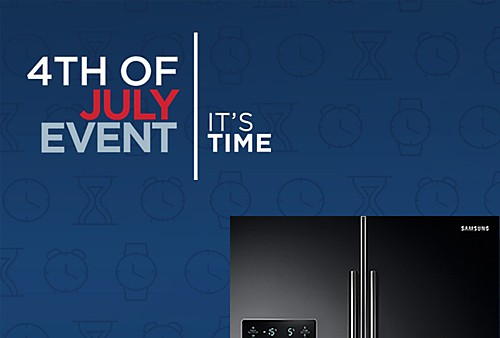 40% off appliances