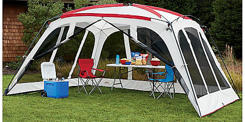 Up to 30% off featured tents, canopies, coolers & more