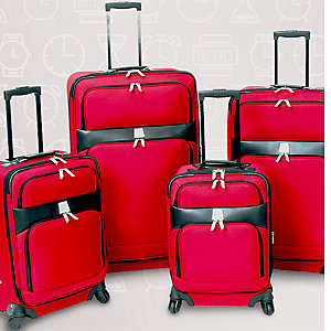 Up to 70% off luggage. Featuring Forecast St Tropez, $39.99–$69.99 | reg. $79.99–$139.99