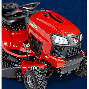 Up to 30% off riding mowers