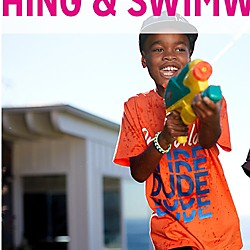 UP TO 40% OFF BOYS' SUMMER CLOTHING & SWIMWEAR