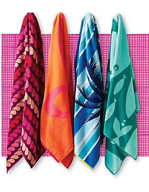 Up to 30% off beach towels | Dry off with a great deal