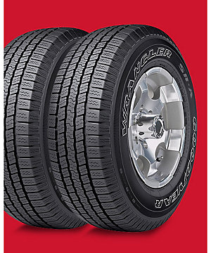 Up to 25% off Top Brand Tires The Best Tires. The Best Price.