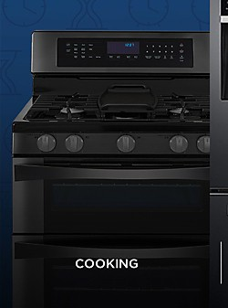 40% off appliances | cooking starting at $379.99