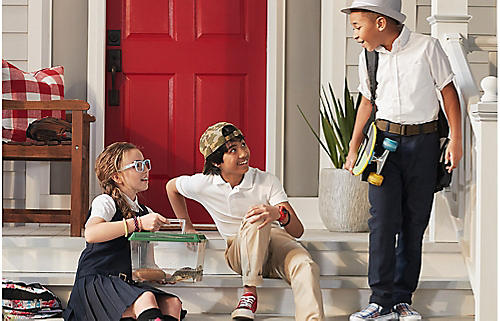 30% off kids' school uniforms
