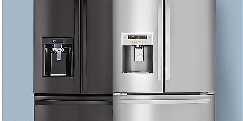 Refrigeration starting at $449.99