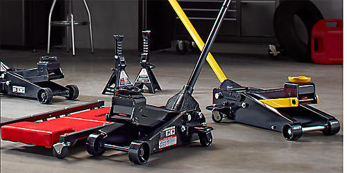 Up to 40% Off Jacks & Lift Equipment