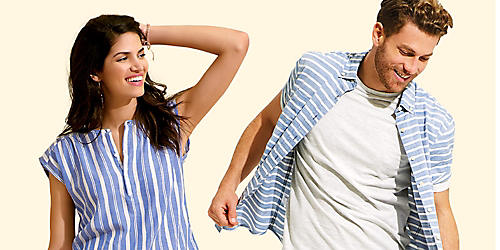 Extra 25% off Clothing with Sears Card or 20% off with any other form of payment with code SUMMER17. Includes Clearance