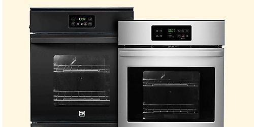 50% Off Kenmore Wall Ovens