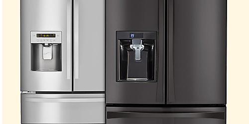 Up to 35% off Refrigerators