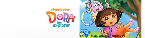 nickelodeon DORA the explorer | Kmart Exclusive! | Free never-before-seen episode with any Dora purchase | Shop Now