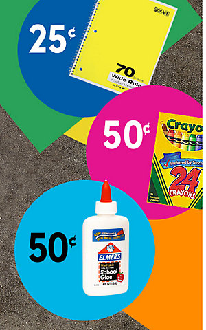 Stock up on school supplies | Find all the essentials at great prices30% off kids' uniforms — Featuring Basic Editions polo shirts, $5