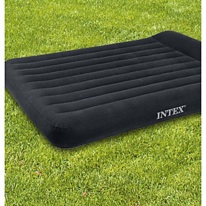 Intex queen pillow rest classic bed, $39.99