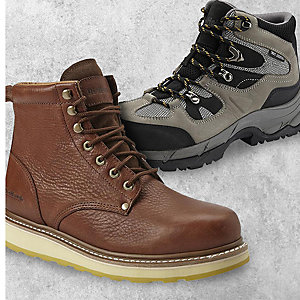 Die Hard work boots, sale $69.99