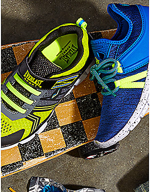 Buy one, get one 50% off athletic shoes