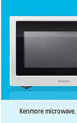 Kenmore microwave, $79.99 | reg. $119.99