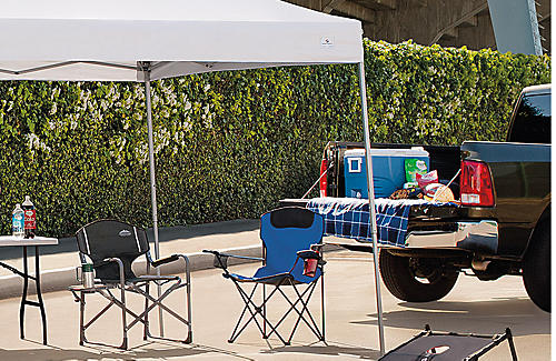 Up to 30% off featured tailgating & camping gear