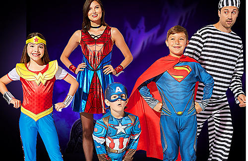 20% off halloween costumes & capes | Plus, extra 10% off with code: KBOO