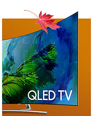 Save up to $500 & more on select Samsung UHD & QLED TVs