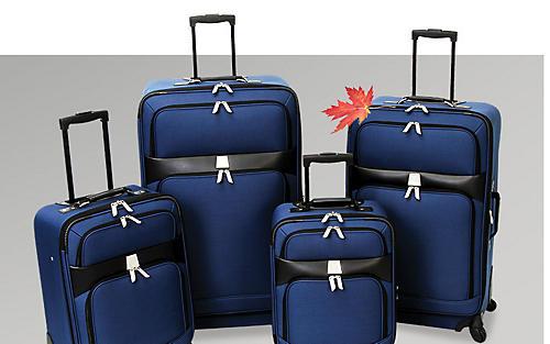Up to 50% off Forecast St Tropez luggage