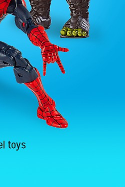 Up to 35% off featured Marvel Toys | Online only | Shop Now