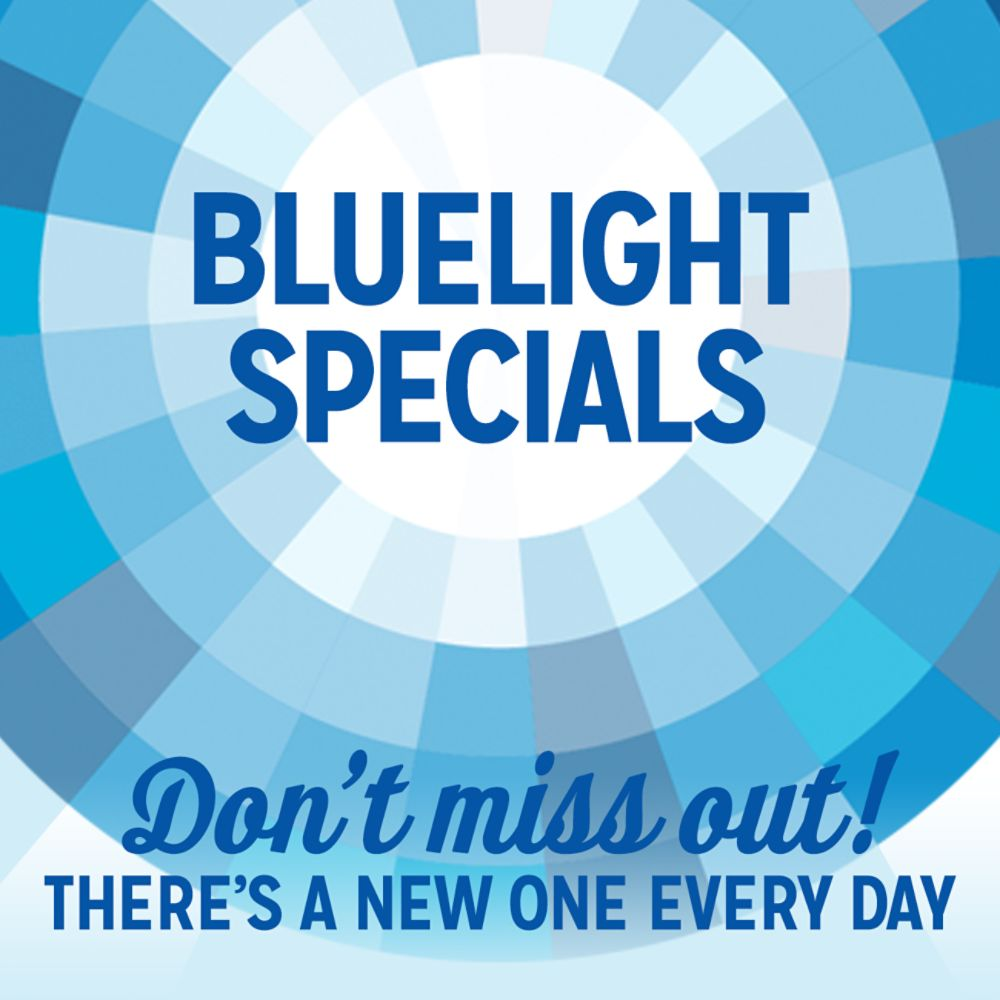 Today's Blue Light Special