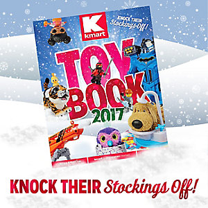 Knock their stockings off | TOYBOOK 2017