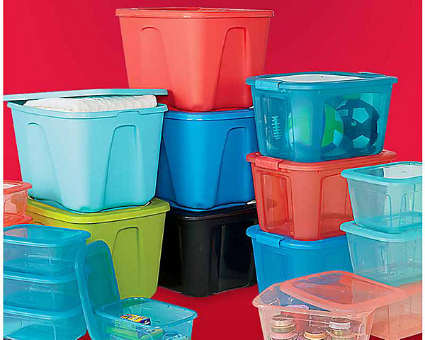 15% off storage & organization