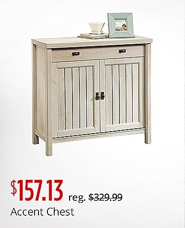 $157.13 Accent Chest
