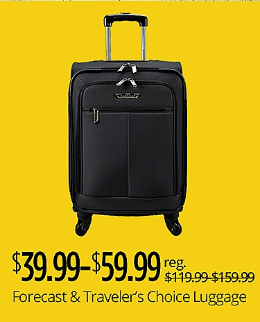 $34.99 Traveler's Choice 19.5""
