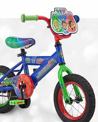 25% off assorted character bikes | shop now