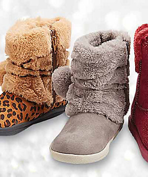 50% OFF KIDS' FASHION BOOTS | shop now