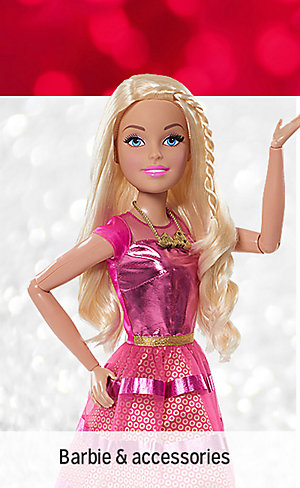 25% OFF FEATURED TOYS | Barbie dolls & accessories | shop now