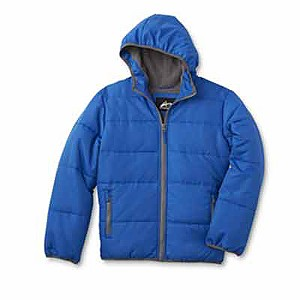$9 | reg. $19.99  Athletech kids puffer jackets