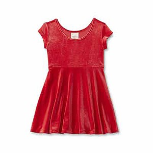 $7.00 | reg. $14.99  Haoliday Editions and Wonderkids velour dresses