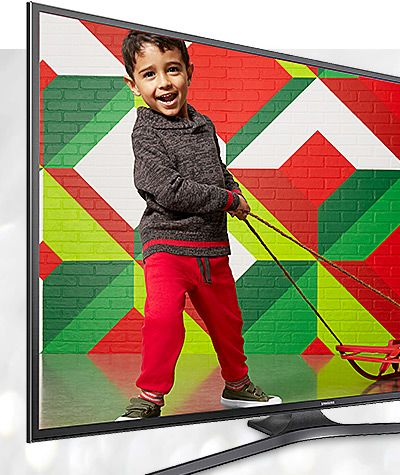 $499.99 Samsung 55'' Smart 4k UHD TV | reg. $699.99 | Plus, $50 CASHBACK IN POINTS |shop now