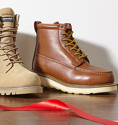 50% off DieHard work boots