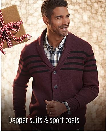 Dresswear for him
