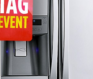 Up to 30% off Appliances | Plus, extra 10% off our top selling items | Extra 5% off or up to 24 months special financing on qualifying items over $399 with Sears card, free delivery on orders $399 or more*