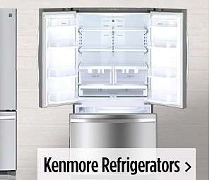 Kenmore French Door, 26.1 cu. ft. $989.99