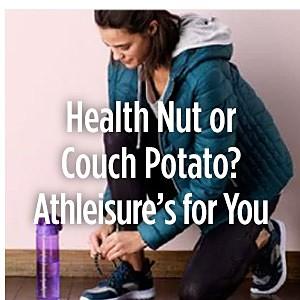 ¿Loco por la salud o perezoso?