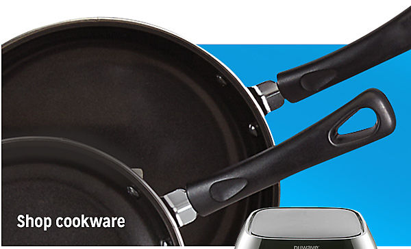 Extra 10% off home goods with code: KMARTDEAL   Shop cookware